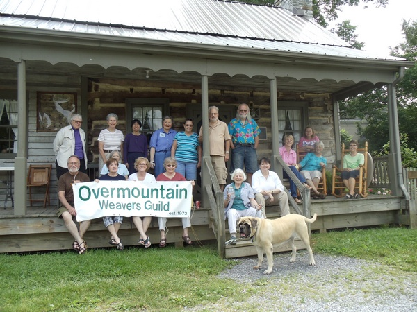 Overmountain Weavers Guild at Exchange Place